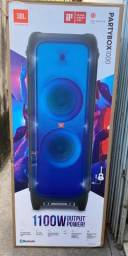 Jbl partybox 1000 profissional 1100w de potencia