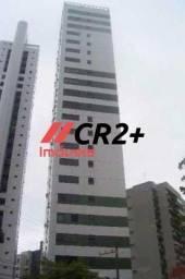 Apartamento Flat 1 quarto mobiliado 33m²