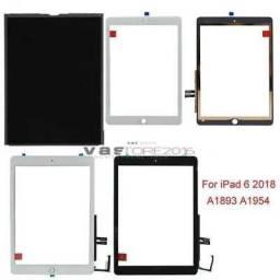 Título do anúncio: Frontal completa Lcd Display Tela iPad 2018 6geraçao A1893 A1954
