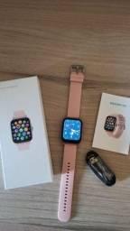 Smartwatch P8 Plus/Y20 relógio inteligente