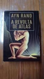 [BOX LIVROS USADOS] Coleção A Revolta de Atlas Ayn Rand