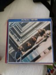 LP Beatles com dois discos