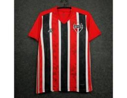 Camisa Do São Paulo Ii 2021