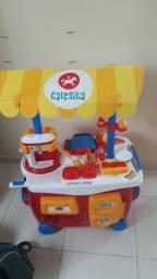 Vende-se esse carrinho infantil ou torna-se por uma bicicleta infantil para menino