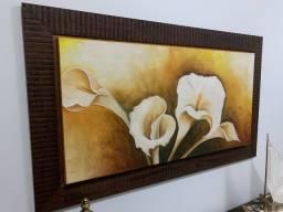 Pintura em tela / quadro decorativo