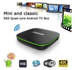 Smart Tv box R69 16ran