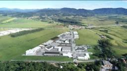 Áreas industriais em condominio em Porto Belo