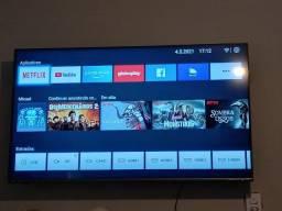 """TV 50"""" 4k smart philco"""