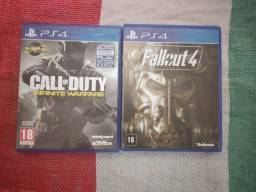 Fallout 4 mais o call of duty infinite warfare