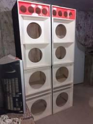Vende-se essas caixas de som valor 1.500 negociável