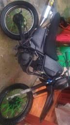 Moto de trilha xlr125