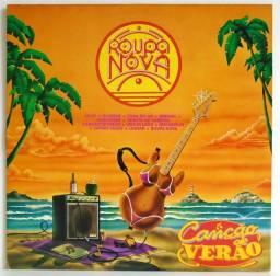LP Vinil - Roupa Nova - Canção de Verão (usado)