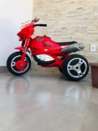 Moto elétrica infantil Bandeirante gt2
