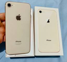 iPhone 8 semi novo