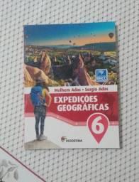 Livro de geografia 6°ano