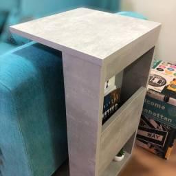Mesa de apoio lateral sofa