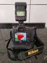 Título do anúncio: Câmera Nikon D7100 completa ou só o Corpo