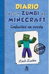 Título do anúncio: Diário de um Zumbi Minecraft 5