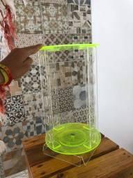 Expositor de óculos giratório