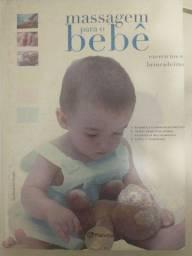 Livro massagem para o Bebê