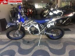 Título do anúncio: Yamaha WR 450F importada, 2008, troco por moto
