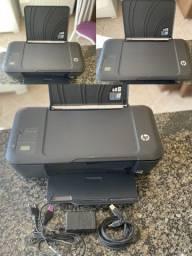 Impressora HP deskjet 2000 printer j210a