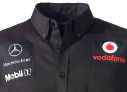Camisa original McLaren tamanho P