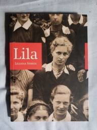 """Livro """"Lila"""""""
