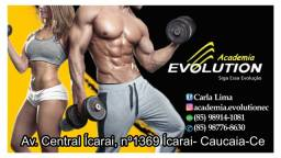 Academia Evolution, icarai Caucai