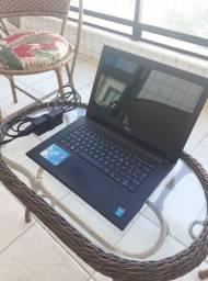 Notebook Dell Inspiron 3442, Core i3 4ª Geração 4GB e SSD