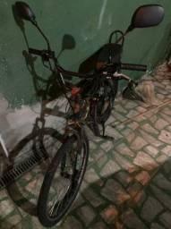 Bike Motorizada em perfeito estado só pegar é anda a