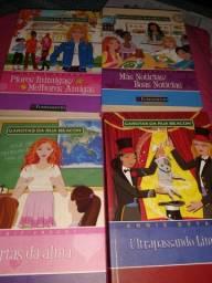 Coleção 4 livros garotas da rua beacon