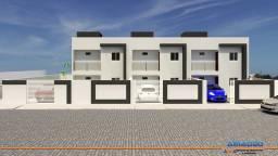 Duplex com 3 quartos, em fase final de acabamento