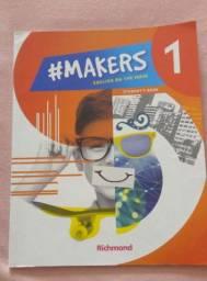 Livro Inglês #MAKERS 1 ENGLISH ON THE MOVE