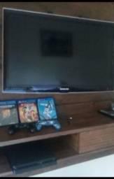 "Ps4 + 2 controles + TV Monitor 29"""
