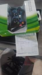 Vendo x box 360 com Kinect.