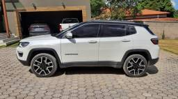 Jeep Compass Limited Diesel + Teto
