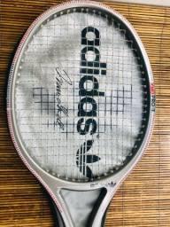 Raquete adidas Ivan Lendl GTX-PRO uma raridade vintage para Colecionador