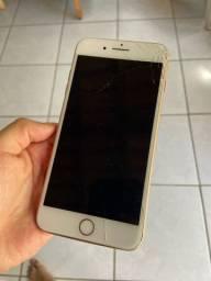 iPhone 8 Plus (Tela e Vidro quebrado) SEM TROCAS