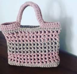 Vendo Bolsas de Crochê moderno