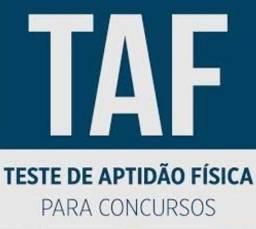 TAF - Preparação física para concursos