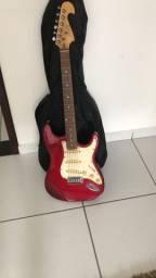 Guitarra tagima Memphis Stratocaster vermelha