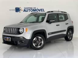 jeep renegade spot 1,8 2016  km 80480  R$ 69.990,00