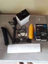 Câmera Go Pro ERO 5  . Perfeita, sem detalhes de uso .Parcelo  em 2x no cartão