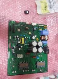 Placa da unidade da Condensadora Samsung Inverter 24.000btus já incluso eproom