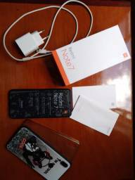 Xiaomi Redmi Note 7 128gb Vendo ou troco