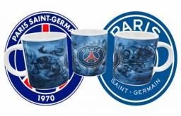 Caneca Paris Saint German Psg