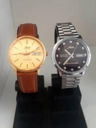 2 Relógios Mido Commander Datoday