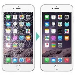 Título do anúncio: Troca do Vidro da Tela para iPhone 7 Plus , Mantenha a Originalidade do seu Celular!
