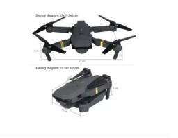 Drone E58 Wifi Com Câmera Modo De Espera 1080p